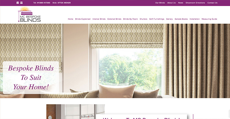 Mc Bespoke Blinds