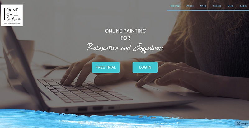 Online Painting